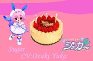 A Little Snow Fairy Sugar Character Sugar CV Ozaki Yuka CD