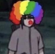 Clown sasuke