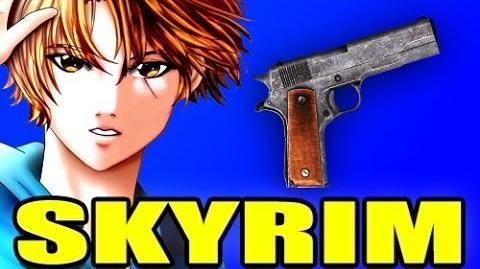 Skyrim GUN MOD! - Skyrim Tale Ep