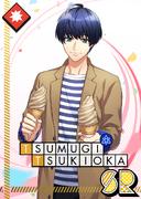 Tsumugi Tsukioka SR Earnest Putting unbloomed