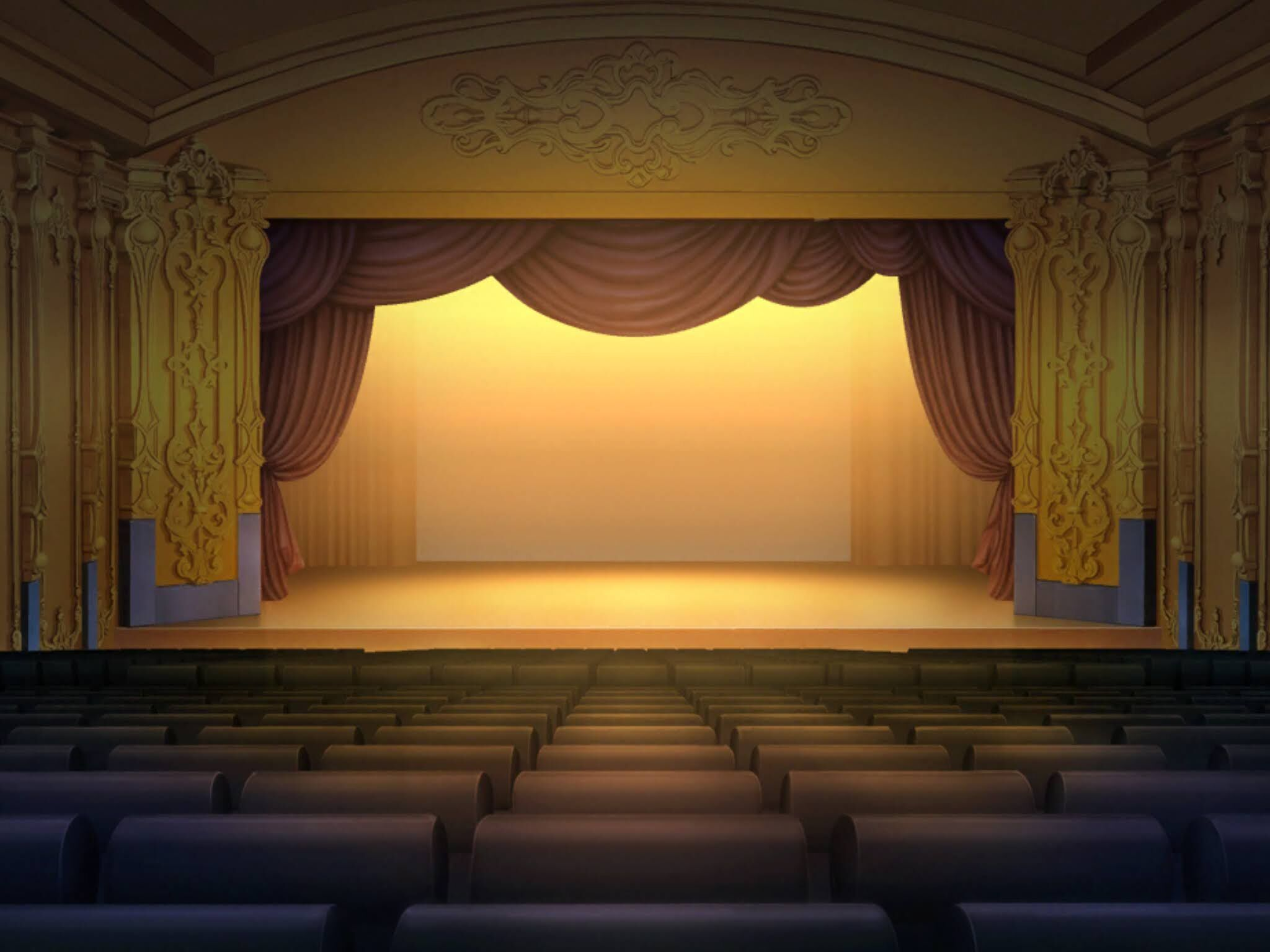 GodTroupe stage