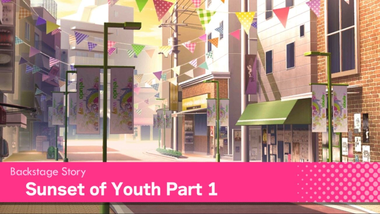 Sunset of Youth Part 1