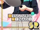 Tsuzuru Minagi SR 【Picnic Prep】
