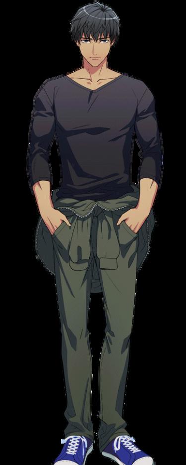 Tetsuro Iwai full body