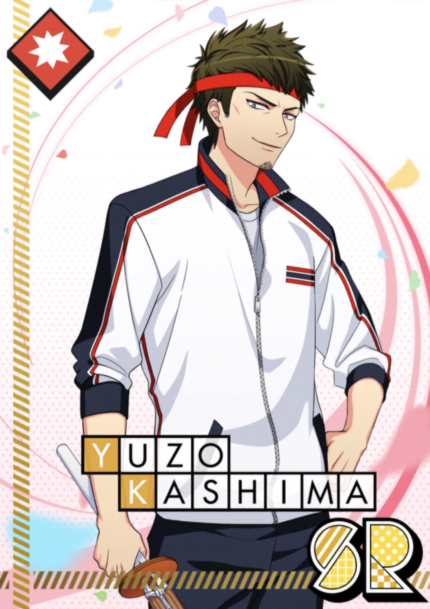 Kashima Yuzo SR 【Ultra Demon Coach】