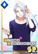 Azuma Yukishiro SR Like a True Beauty unbloomed