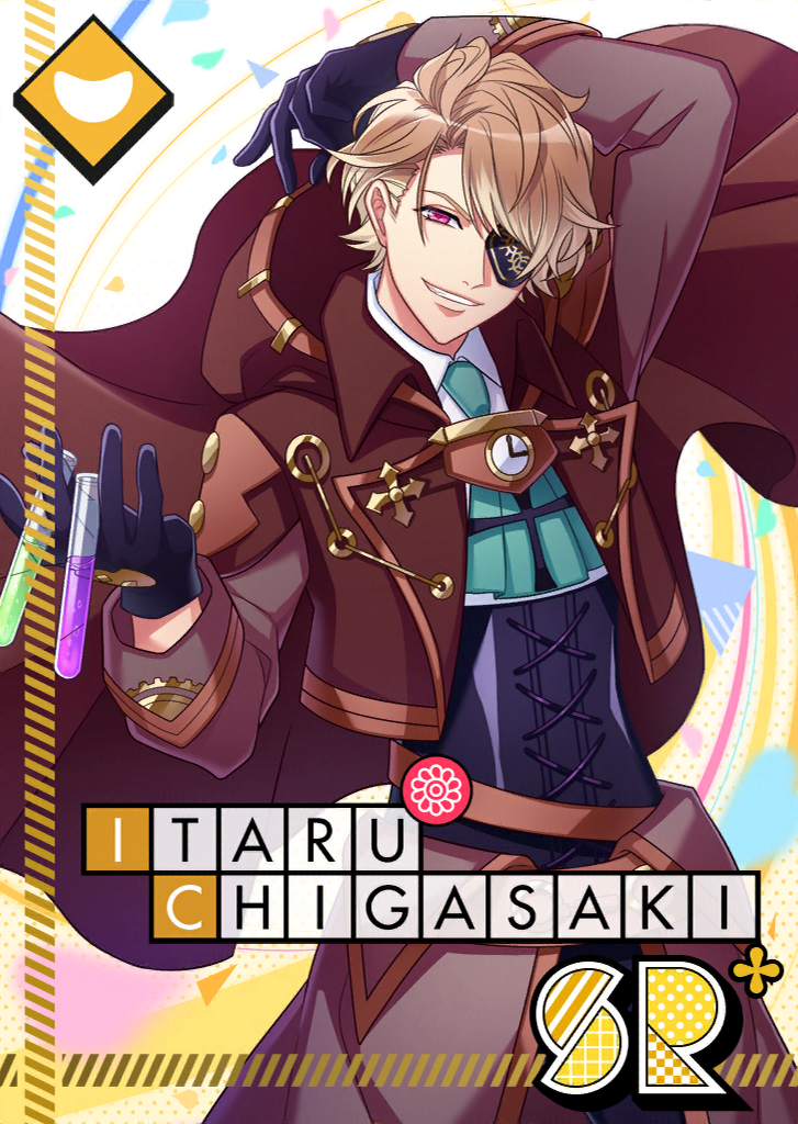 Itaru Chigasaki SR Charm of a Child at Heart bloomed.png