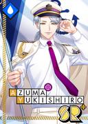Azuma Yukishiro SR Charming Sailor bloomed