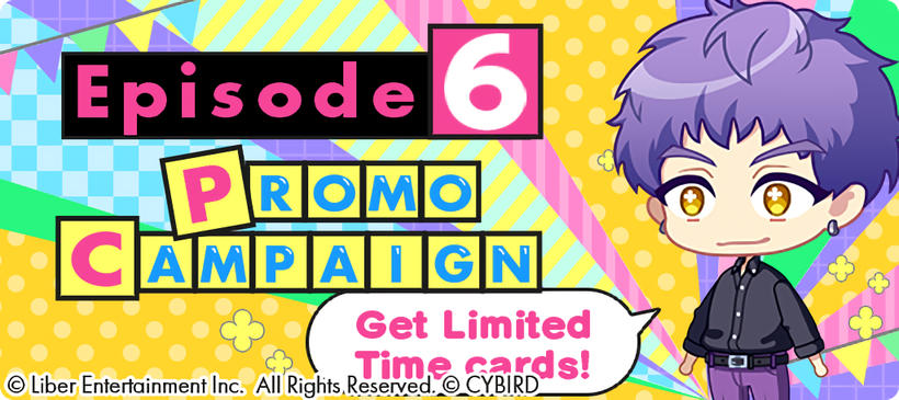 Act 2 Episode 6 Promo Campaign banner