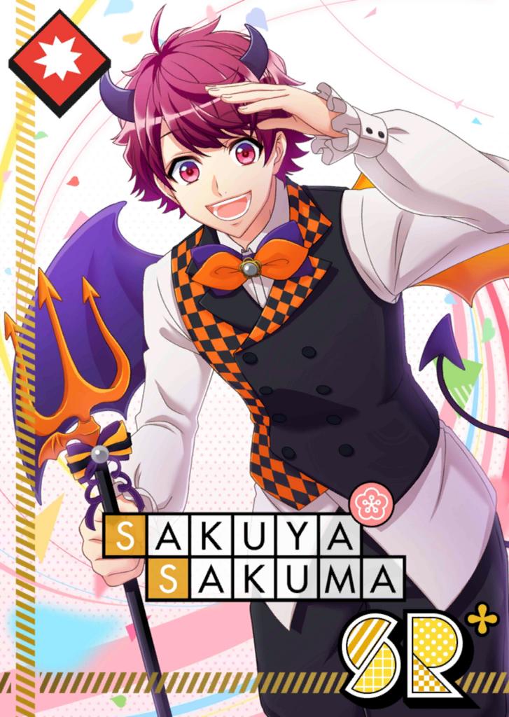 Sakuya Sakuma SR Demon in Training bloomed.png