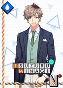 Tsuzuru Minagi N Suit & Tie bloomed