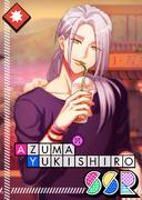 Azuma Yukishiro SSR Mankai Birthday unbloomed