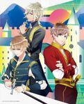 A3! SPRING Vol 2 DVD Artwork Cover