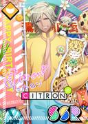 Citron SSR Mankai Birthday bloomed
