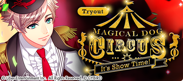 Magical Dog Circus Tryouts