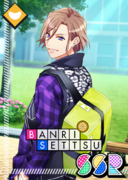 Banri Settsu SSR Bullet Filled with Conviction unbloomed