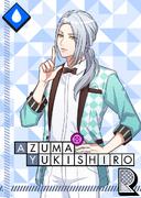 Azuma Yukishiro R Eye-Catching Roll Cake unbloomed