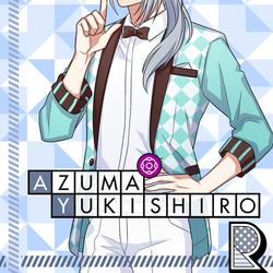 Azuma Yukishiro R 【Eye-Catching Roll Cake】