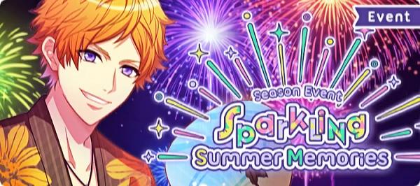 Sparkling Summer Memories Event Banner