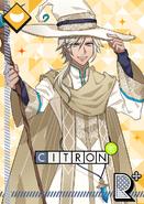 Citron R The Wonderful Charlatan of Oz bloomed