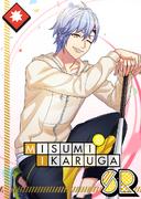 Misumi Ikaruga SR Lucky Golden Glove unbloomed