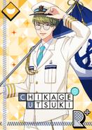 Chikage Utsuki R Deck Hand's Escort bloomed