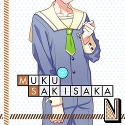 Muku Sakisaka N 【St. Flora Junior High School】