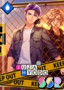 Juza Hyodo SSR Keep Out! unbloomed