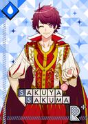 Sakuya Sakuma R Romeo and Julius bloomed