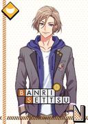 Banri Settsu N Hanasaki High School unbloomed