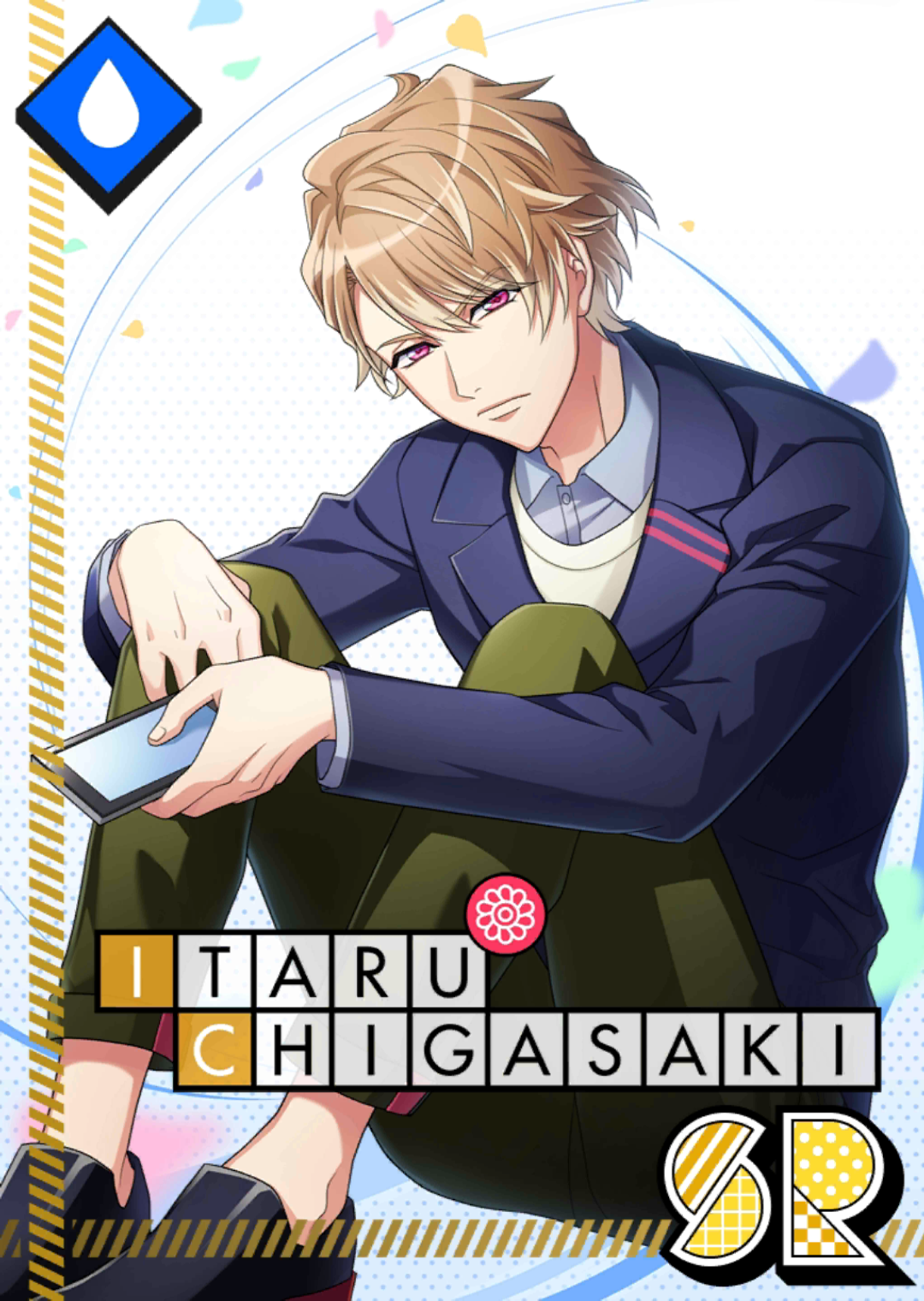 Itaru Chigasaki SR No Signal unbloomed.png