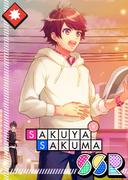 Sakuya Sakuma SSR Secret Training unbloomed