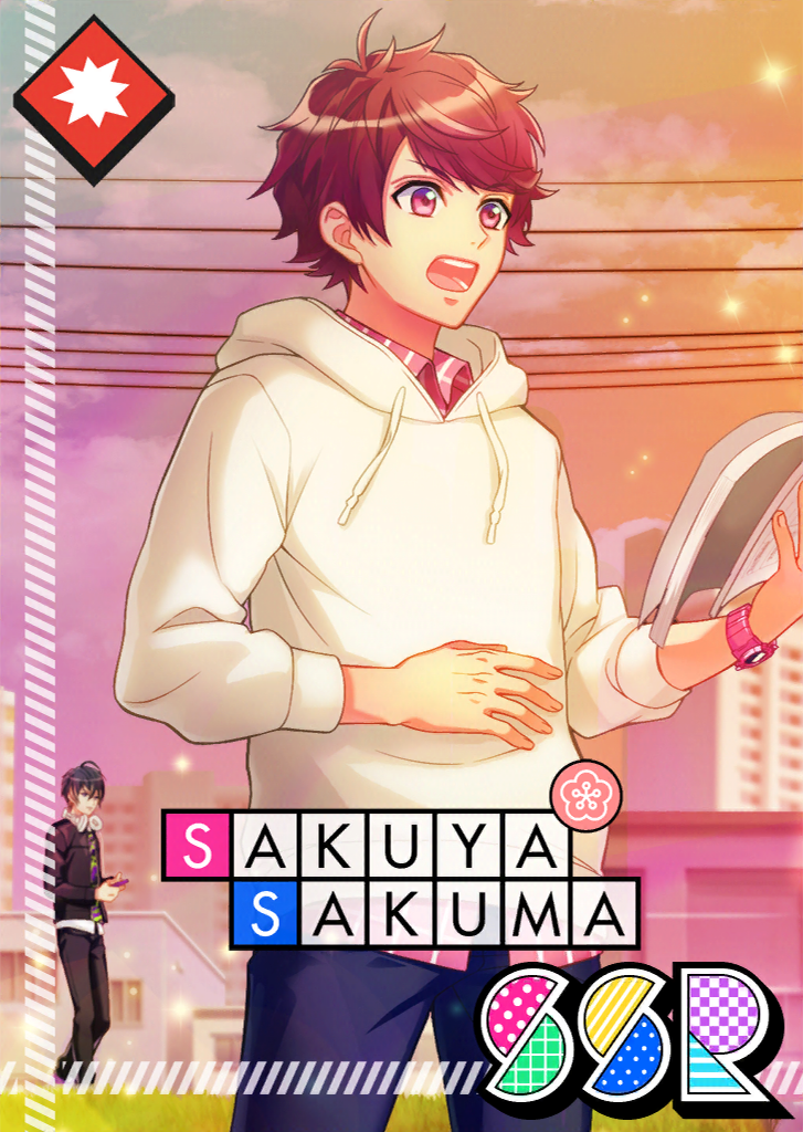 Sakuya Sakuma SSR Secret Training unbloomed.png