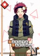 Sakuya Sakuma N A Clockwork Heart bloomed