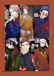 A3! Autumn Party