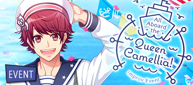 All Aboard the Queen Camellia!/Event