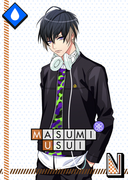 Masumi Usui N Waiting for Spring unbloomed
