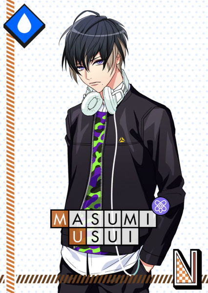 Masumi Usui N Waiting for Spring unbloomed.png