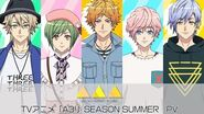 『A3!』Season Summer PV