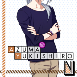 Azuma Yukishiro N 【Winter Is Coming】