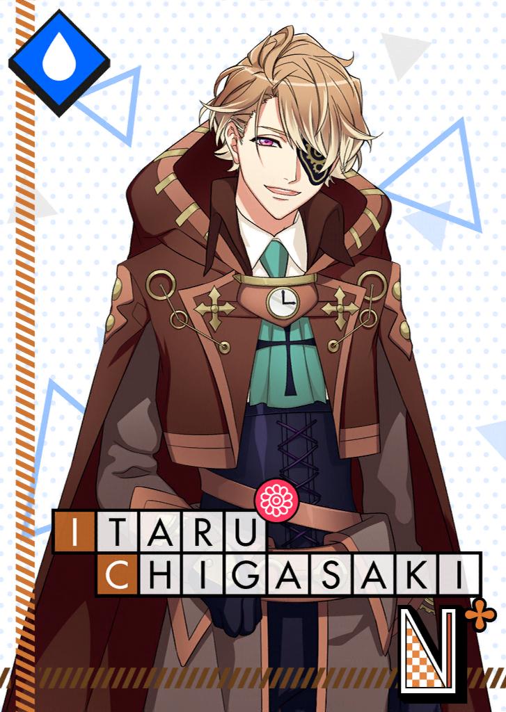Itaru Chigasaki N A Clockwork Heart bloomed.png