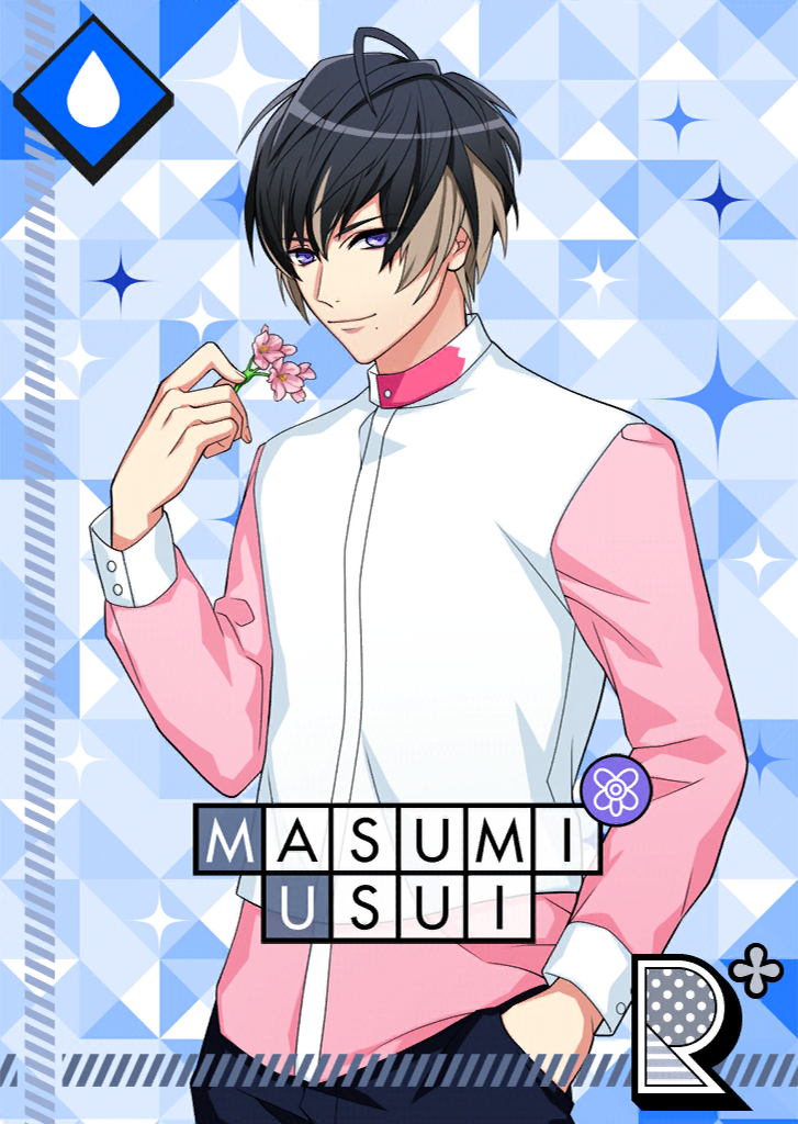 Masumi Usui R Tempestuous Flower Storm bloomed.png