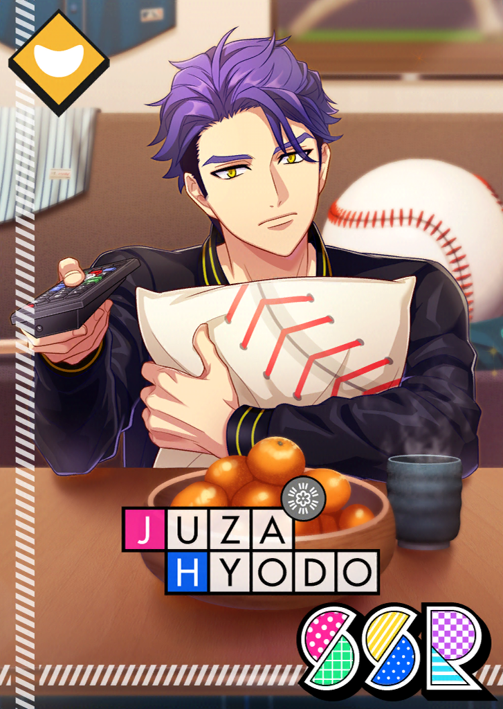 Juza Hyodo SSR Chilling Out at Home unbloomed.png