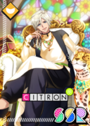 Citron SSR Style unbloomed