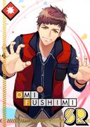 Omi Fushimi SR Symbol of Revenge unbloomed