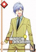 Misumi Ikaruga N Suit & Tie unbloomed