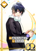 Masumi Usui SR With Love From the Kitchen unbloomed