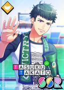 Tasuku Takato SSR Mankai Birthday unbloomed