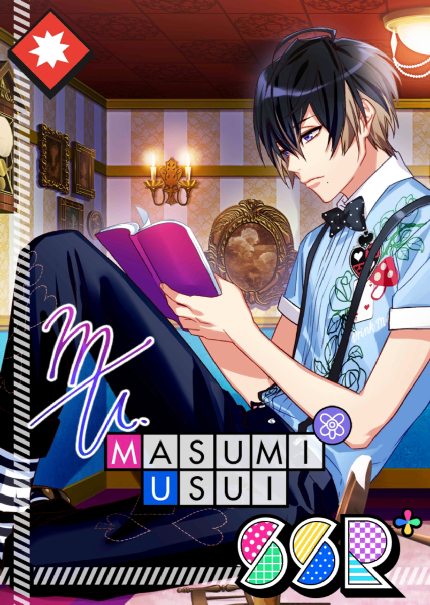Masumi Usui SSR Alex in Dreamland bloomed.png