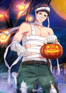 Omi Fushimi SSR Time for Pumpkins bloomed raw